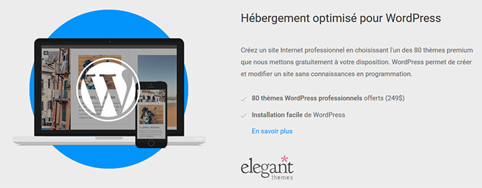 Wordpress-Infomaniak