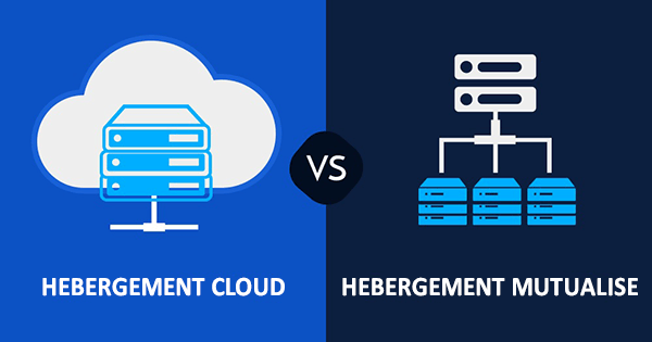 Hébergement cloud ou mutualisé