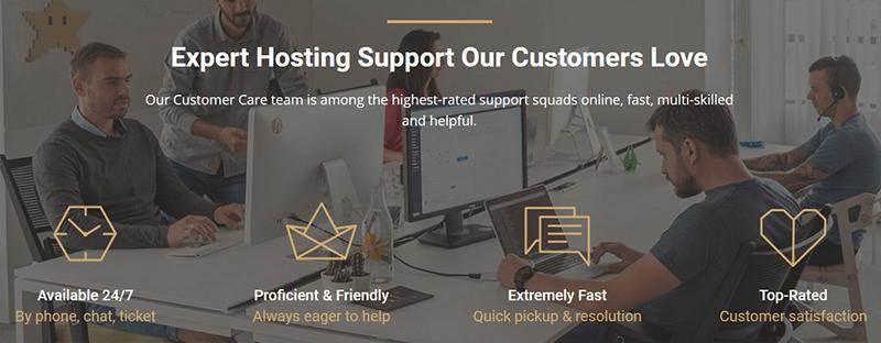 Support SiteGround