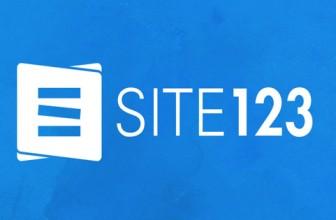 Pourquoi choisir l'éditeur Site123? On vous répond ici même !